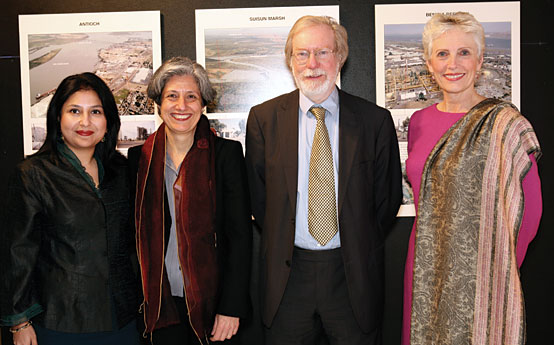 Ananya Roy, Teresa Caldeira, Paul Collier, and Jennifer Wolch