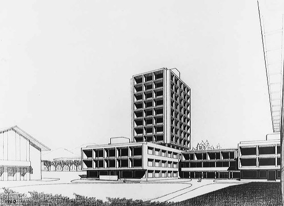 Proposed Design for Wurster Hall