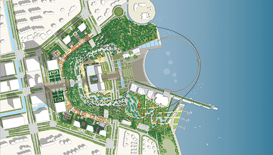 Suzhou Center Illustrative Plan