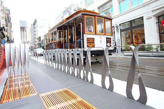 Powell Street Trolley