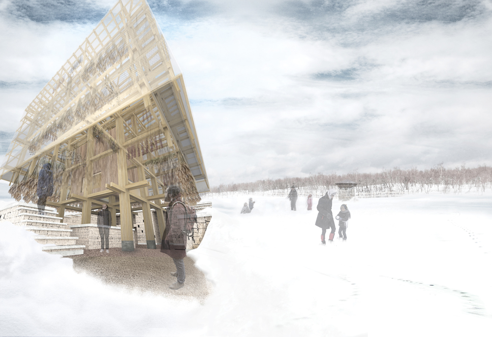 4th LIXIL International University Architectural Competition: Nest We Grow