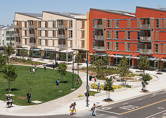 UC Davis Long Range Development
