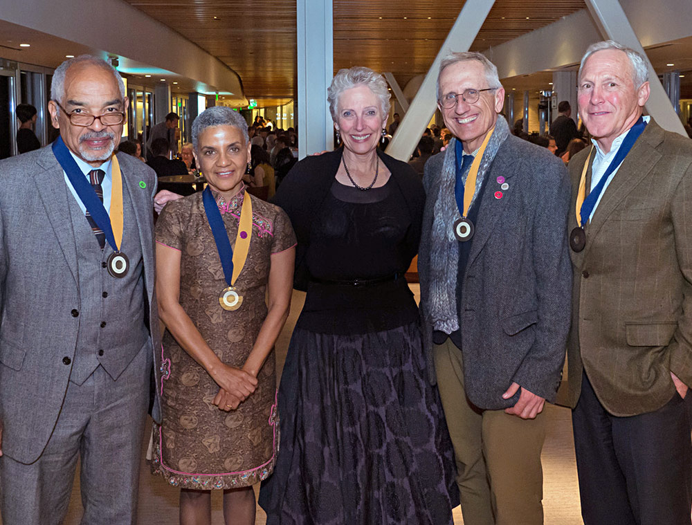 Honoring the Achievements of Four CED Distinguished Alumni